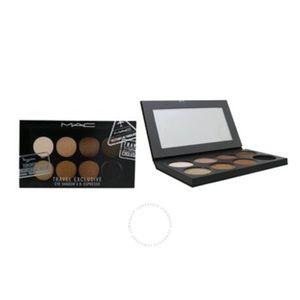 MAC Travel Exclusive Eyeshadow Palette ESPRESSO